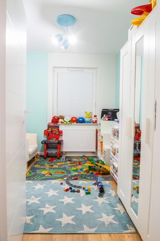 Urzekający pokój dziecięcy